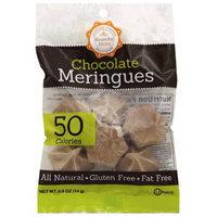 Krunchy Melts Chocolate Meringues Cookies, 0.5 oz, (Pack of 24)