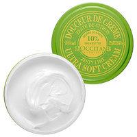 L'Occitane Shea Butter Ultra Soft Cream Zesty Lime 3.5 oz
