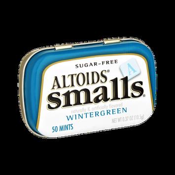 Altoids Smalls Sugar-Free Wintergreen Mints
