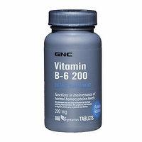 GNC Vitamin B-6 200