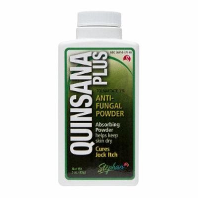 Quinsana Plus Anitifungal Powder for Jock Itch, 3 oz