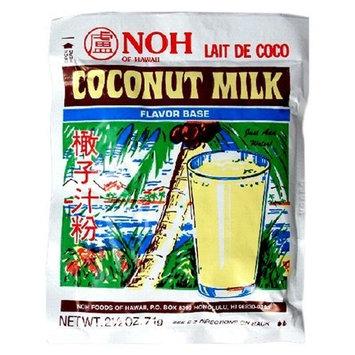 NOH Foods of Hawaii Hawaiian Coconut Milk, 2.5-Ounce