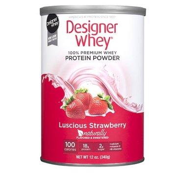 Designer Whey 100% Premium Whey Protein
