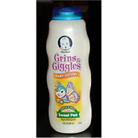 Gerber® Grins & Giggles Baby Lotion Sweet Pea