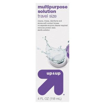 up & up Multipurpose Solution - 4 oz.