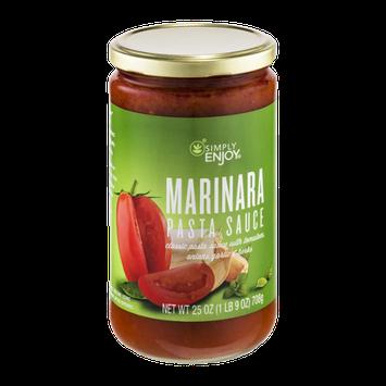Simply Enjoy Marinara Pasta Sauce