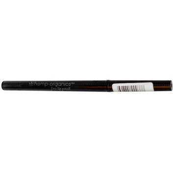 Bordeaux Lip Pencil Colorganics .22 gr Pencil