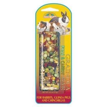 Sun Seed Company Grainola Peas/Carrots Bar 2.5oz