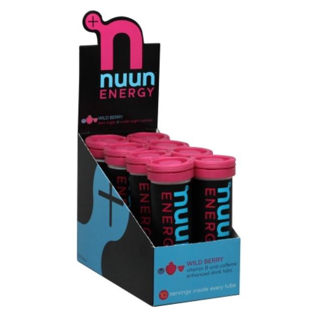 nuun Energy Wild Berry