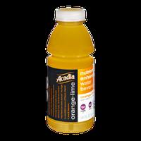 Acadia Orange-Lime Nutrient Enhanced Water Beverage