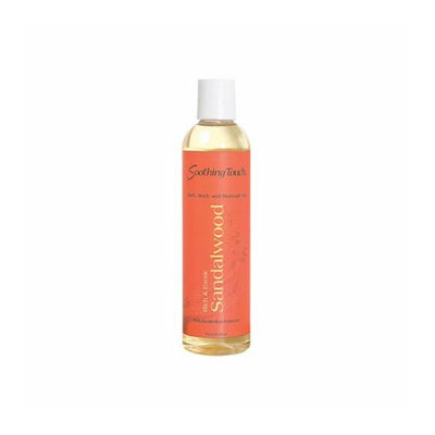 Soothing Touch & Sunshine Spa Soothing Touch Bath and Body Oil Sandalwood 8 oz