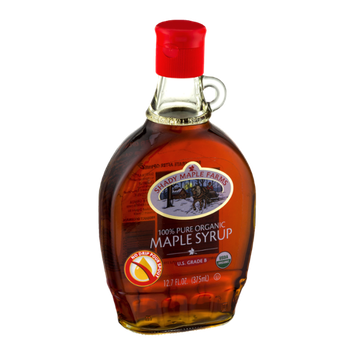 Shady Maple Farms Maple Syrup Pure Organic