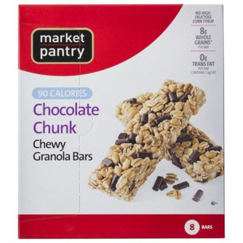 Market Pantry Chocolate Chunk Chewy Granola Bars
