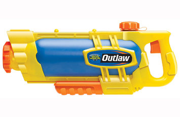 Buzz Bee Toys Outlaw Water Blaster