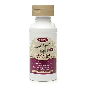 Canus Goat's Milk All Natural Moisturizing Body Wash