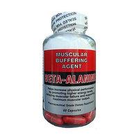 House Of Muscle Beta-Alanine - Boost Strength & Enhance Endurance - 60 x 500mg Capsules