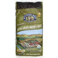 Lundberg Family Farms Lundberg Organic Long Grain Brown Rice, 25 lbs