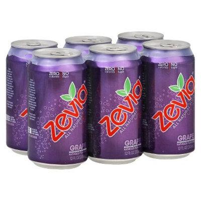 Zevia Diet Grape All Natural Soda 12 oz, 6 pk