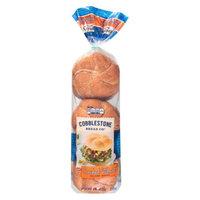 Flowers Baking Co. Cobblestone Bread Co. Cracked Wheat Kaiser Rolls 18 oz