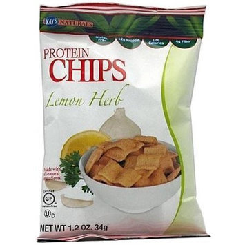 Kay's Naturals Better Balance Chili Nacho Cheese Protein Chips, 5 oz, (Pack of 3)