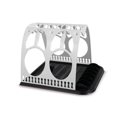 The First Years Easy Store Drying Rack, Black (Discontinued by Manufacturer)