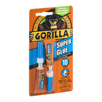 Gorilla Super Glue - 2 CT