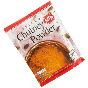 MTR Spiced Chutney Powder, 7.05-Ounce Packages (Pack of 6)