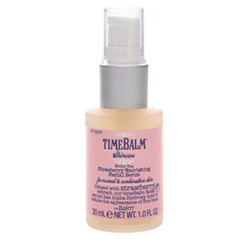 theBalm timeBalm Skincare Strawberry Nourishing Facial Serum