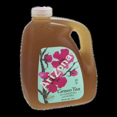 Arizona Ginseng and Honey Green Tea