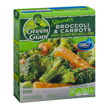 Green Giant Steamers Broccoli & Carrots