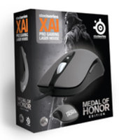 SteelSeries Xai Medal of Honor Mouse