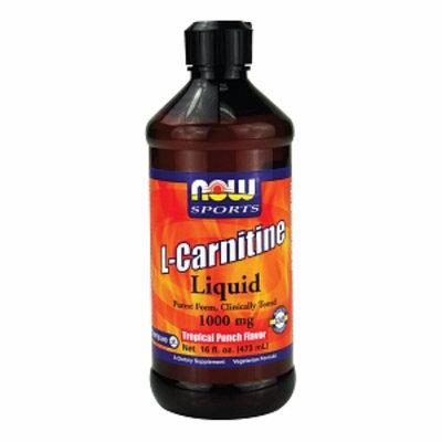 NOW Sports L-Carnitine Liquid