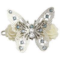 TARINA TARANTINO Farfalla-Butterfly Barette HairClip