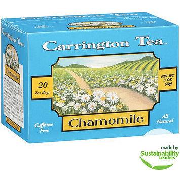 Carrington Chamomile Tea Bags, 20ct
