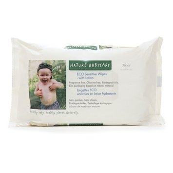 Nature babycare Eco Sensitive Baby Wipes