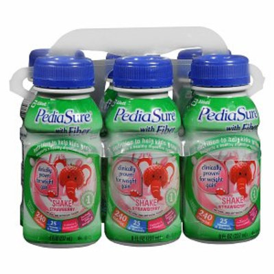 PediaSure Balanced Nutrition Beverage with Fiber