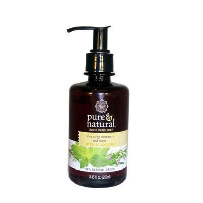 Pure & Natural Cleansing Rosemary & Mint Hand Soap