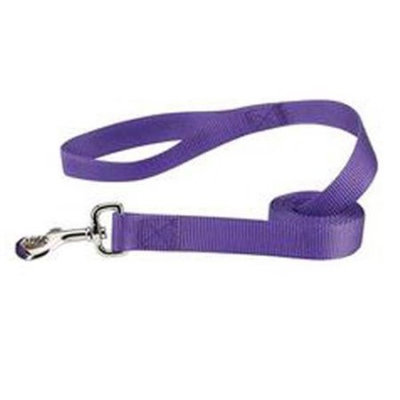 Zack & Zoey US2392 64 94 Nylon Lead 6 Ft x .63 In Ultra Violet