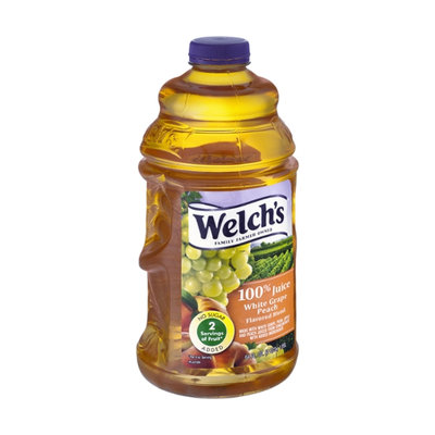 Welch's® 100% Juice White Grape Peach Flavored Blend