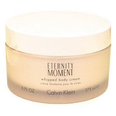 Eternity Moment by Calvin Klein for Women, Whipped Body Cream, 6 Ounce (175 ml)