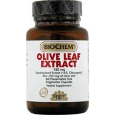 Country Life Kosher Olive Leaf Extract 50 Vegetarian Capsules