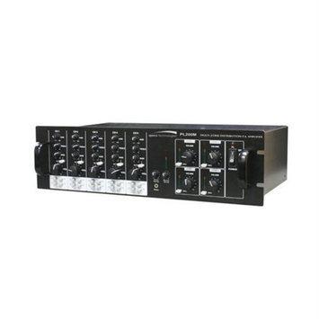 Speco Technologies PL200M Amplifier - 160 W RMS