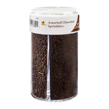 Ahold Assorted Chocolate Sprinkles