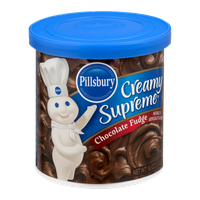 Pillsbury Creamy Supreme Frosting Chocolate Fudge