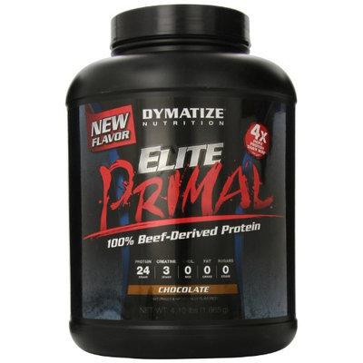 Dymatize Elite Primal Diet Supplement, Chocolate, 4.1 Pound