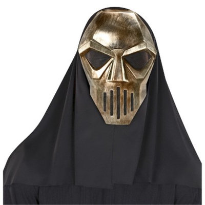Gemmy Halloween Metal Demon Mask