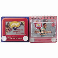 Klutz The Etch a Sketch Book Ages 6 and up