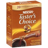 Nescafe Taster's Choice Instant Coffee Single Serve Packets