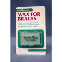 Oral Wax for Braces By Lee Pharmaceutical, Mint Flavored - 1 Ea