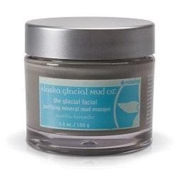 Alaska Glacia Mud Co. Alaskan Glacial Mud Facial Mask - (Vanilla & Lavender)